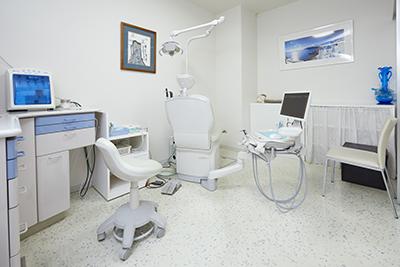 2.広い診療室